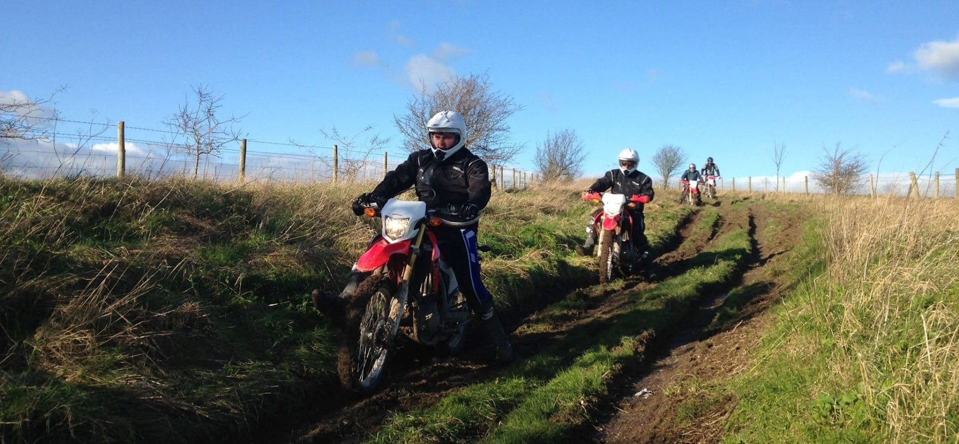Off Road Biking Introduction Wiltshire-1
