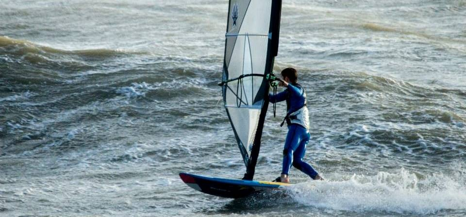 Windsurfing Introduction - Brighton-1