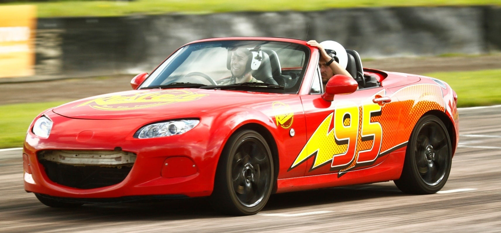 Kids Supercar Driving Experience - Choice-4