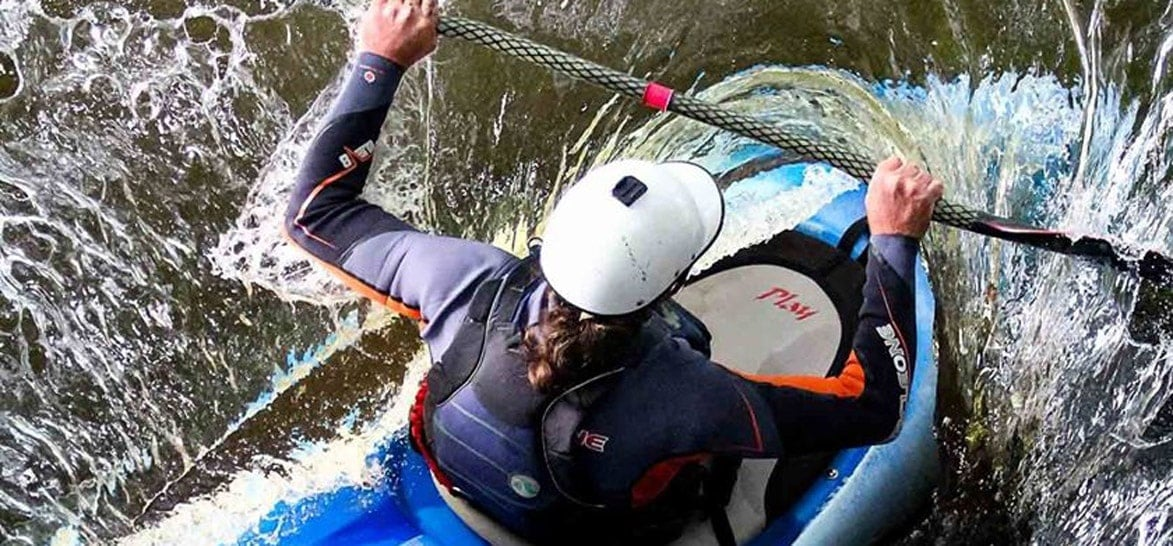 Half Day Kayaking Experience - North Wales-1