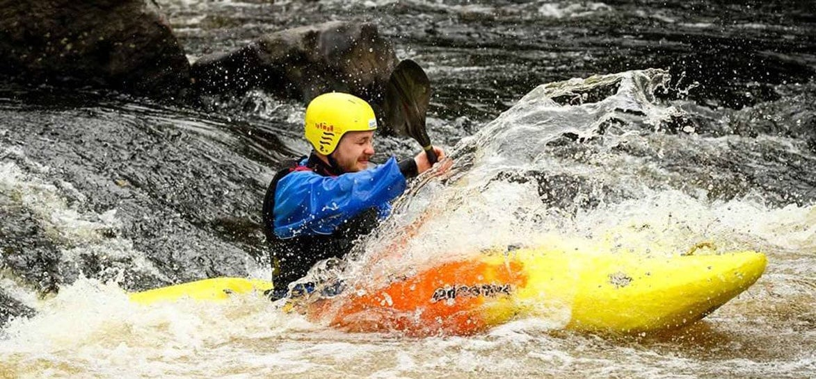 Half Day Kayaking Experience - North Wales-2