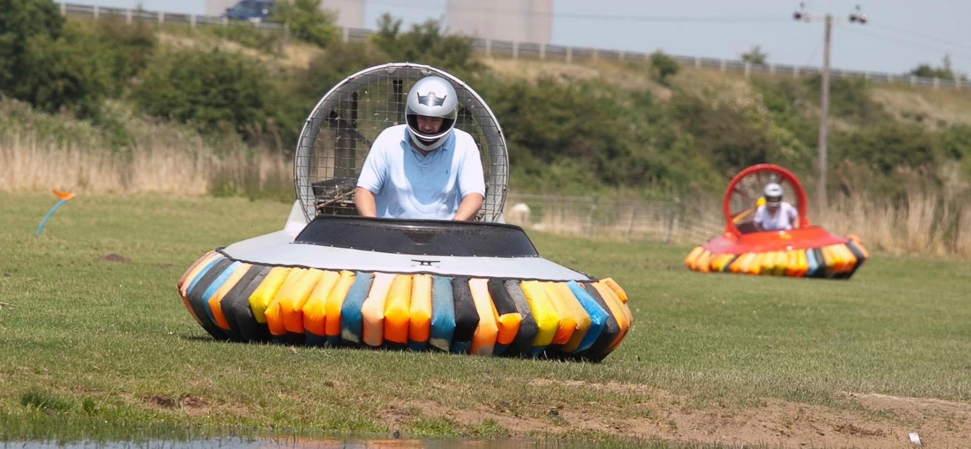 Hovercrafting Experience - Kent-1