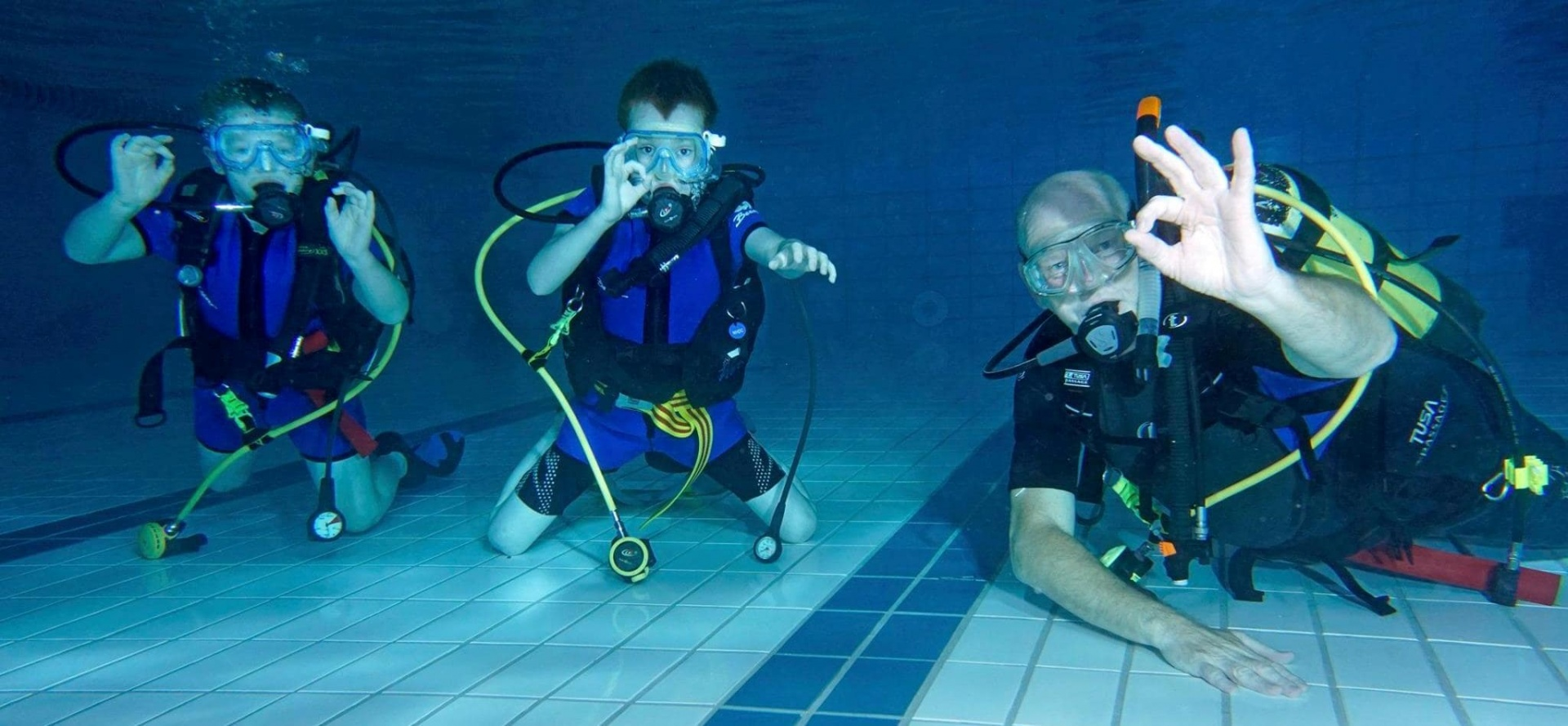 Kids Scuba Diving in Cheshire Special Offer-5