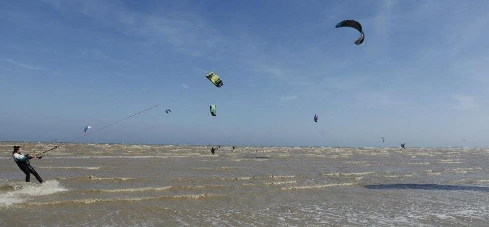 1 Day Camber Sands Kitesurfing Course-3