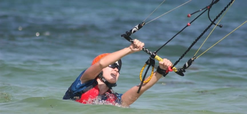 Swansea Kitesurfing Lessons - 2 days-2