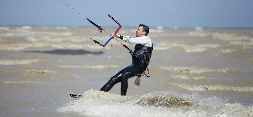 1 Day Camber Sands Kitesurfing Course-2