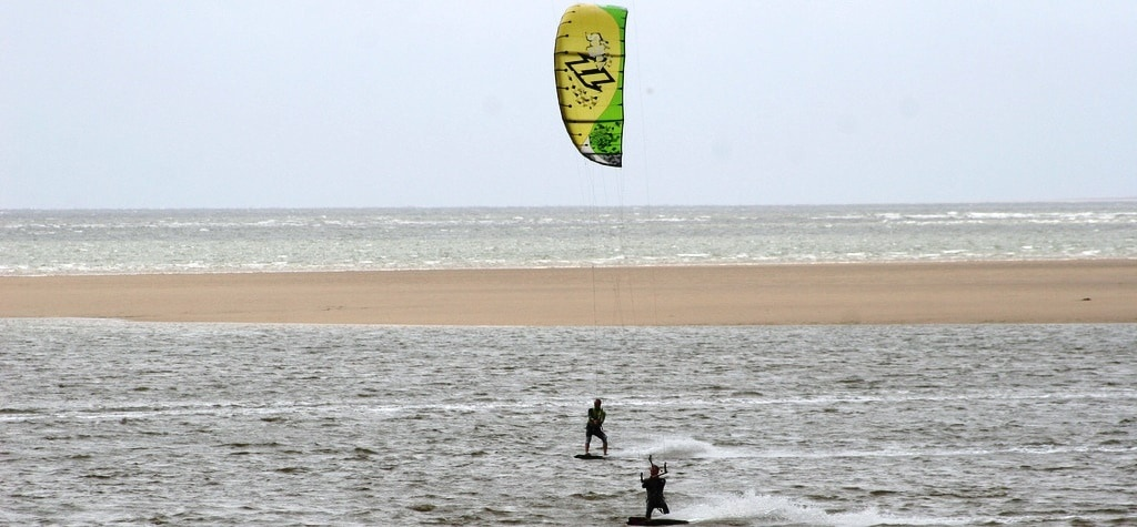 Swansea Kitesurfing Lessons - 2 days-3