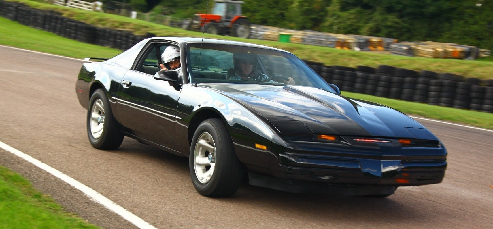 Knight Rider Pontiac Firebird Track Day Experience Days