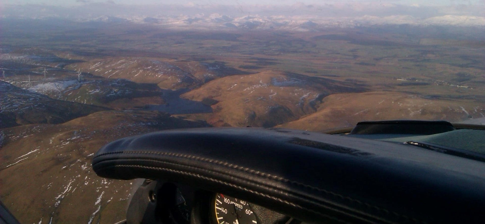 Scenic Flight Tour Over Hadrian's Wall for Two People-2