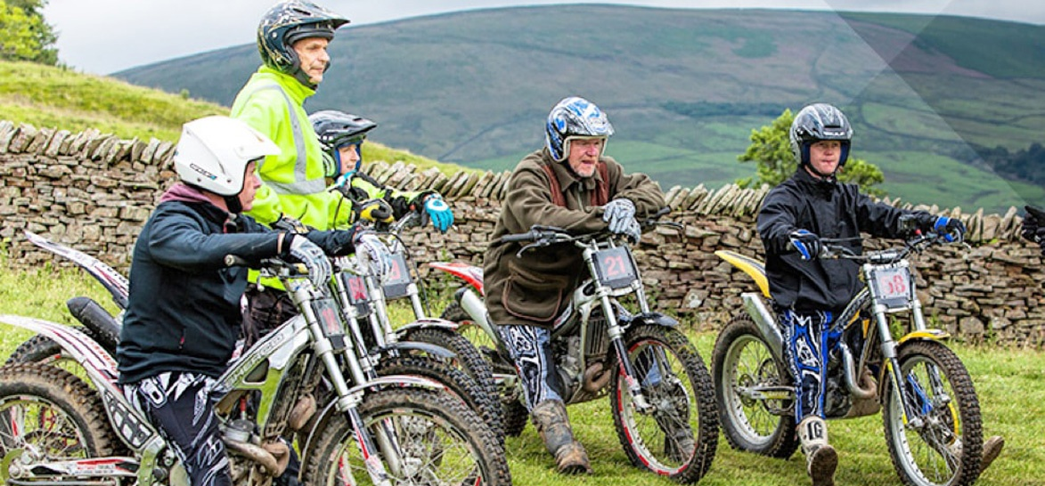 Beginners Full Day Trials Biking Experience in Lancashire-4
