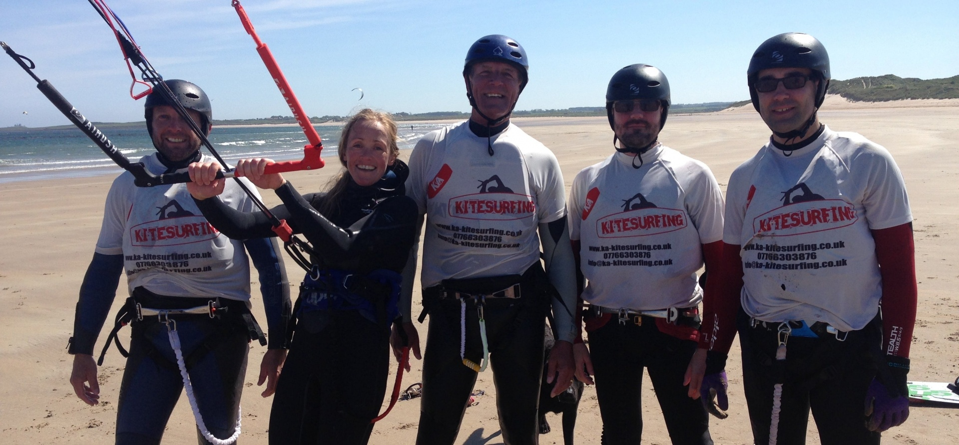 On Land Introduction to Kitesurfing, Ideal for Beginners ...