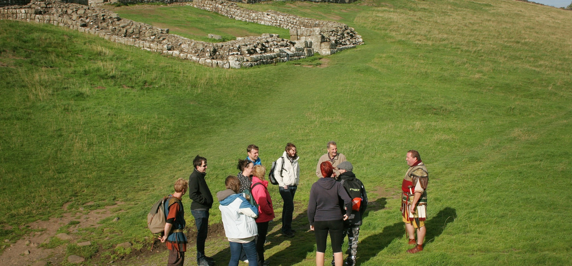 Roam with The Romans Tour Full Day - Northumberland-8