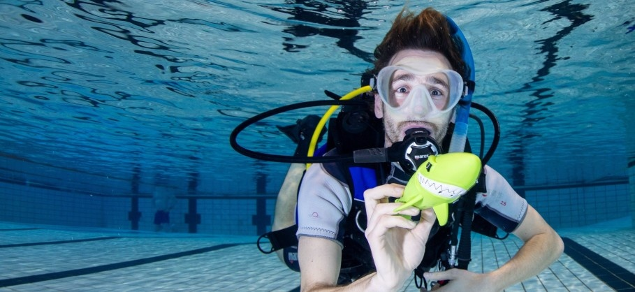 Discover Scuba Diving Experience In Bristol