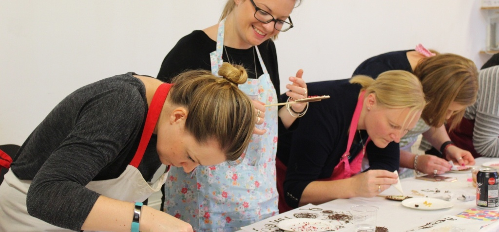 Hampshire Luxury Chocolate Making Workshop for Two-12