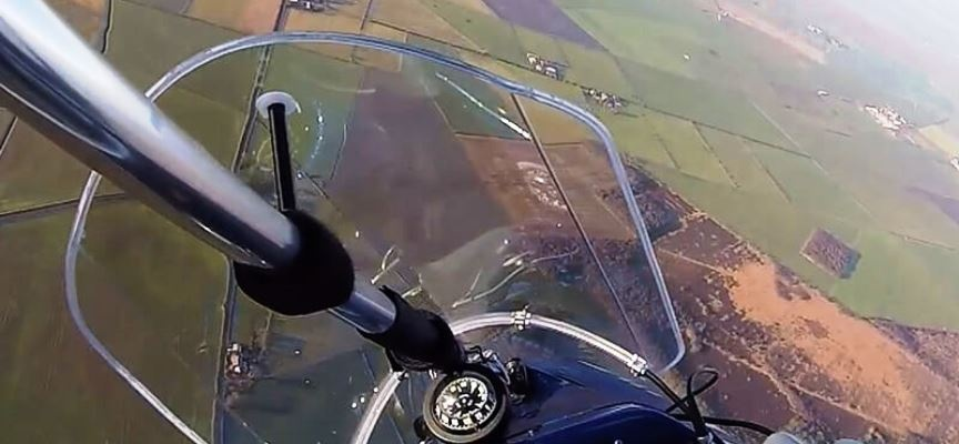 Microlight Flying Experience 1 hour - Lancashire-6
