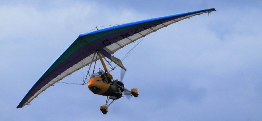 Microlight Flight In Cambridgeshire