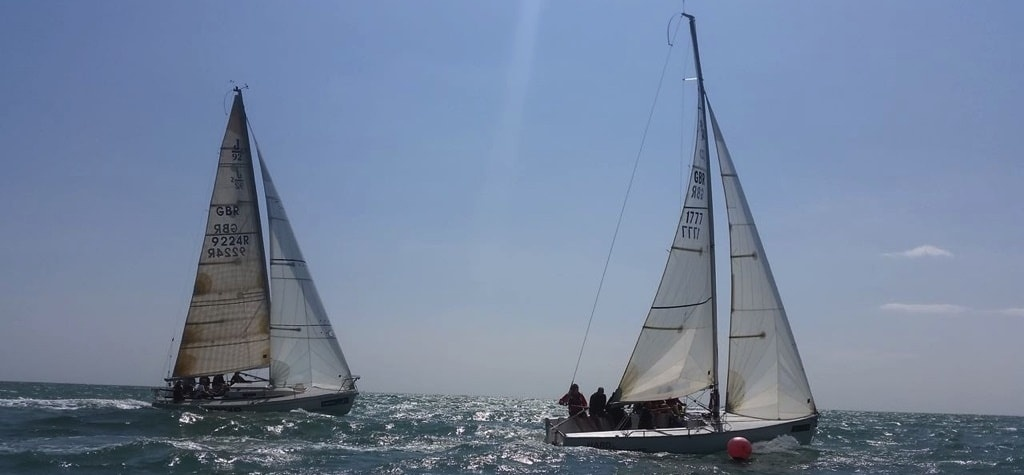 Yacht Racing Experience in Brighton-3