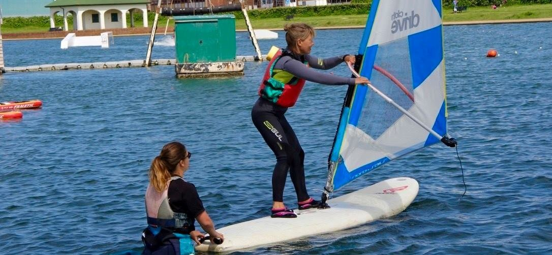 Windsurfing Introduction - Brighton-2