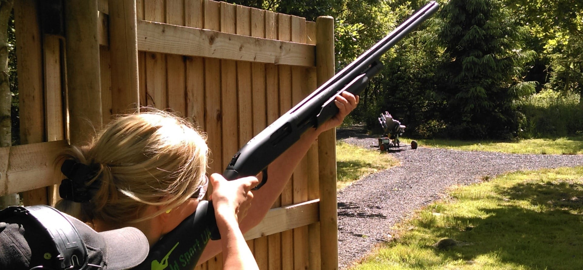 Pump Action Shotgun Experience Leicestershire-6