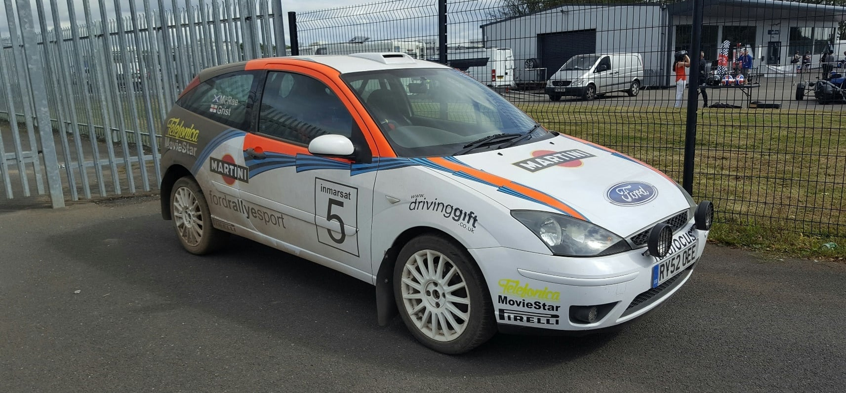 Leicestershire Rally And Supercar Driving Experience-5