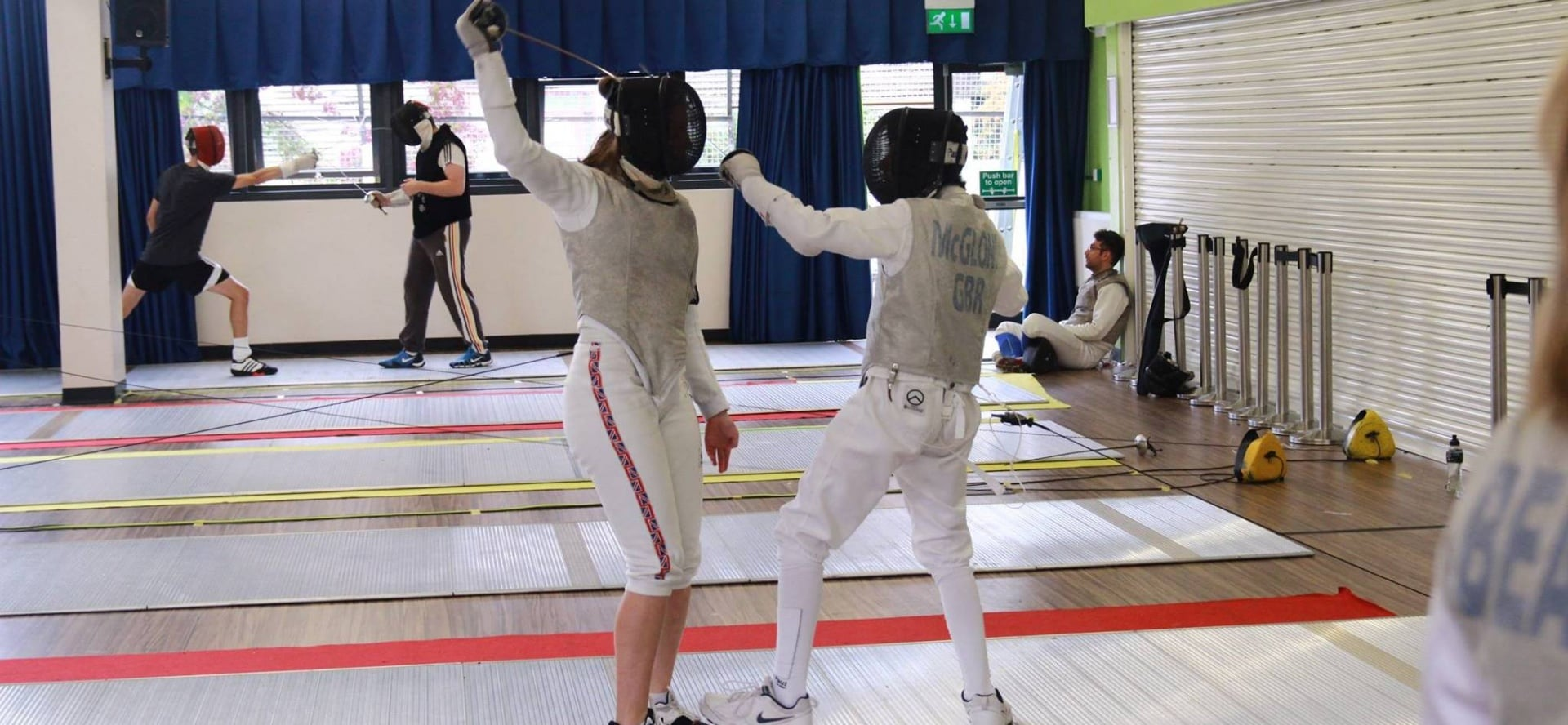 3 Hour Fencing Lesson In London-5