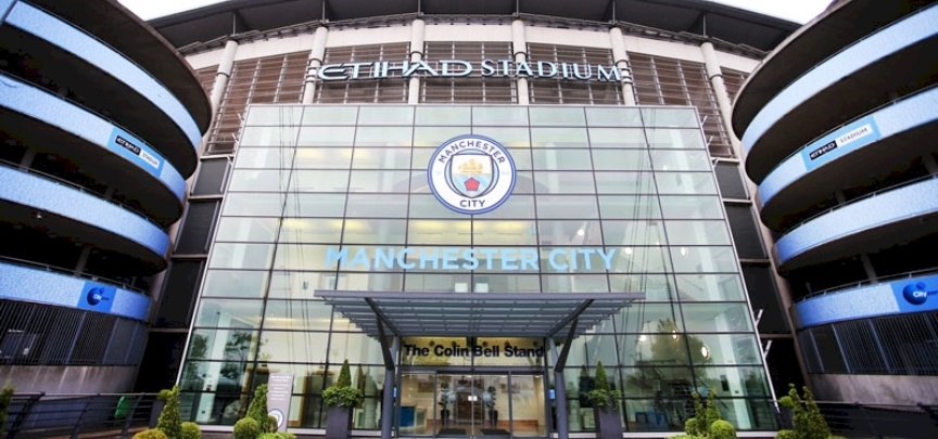 Manchester City Stadium Legend Tour-1