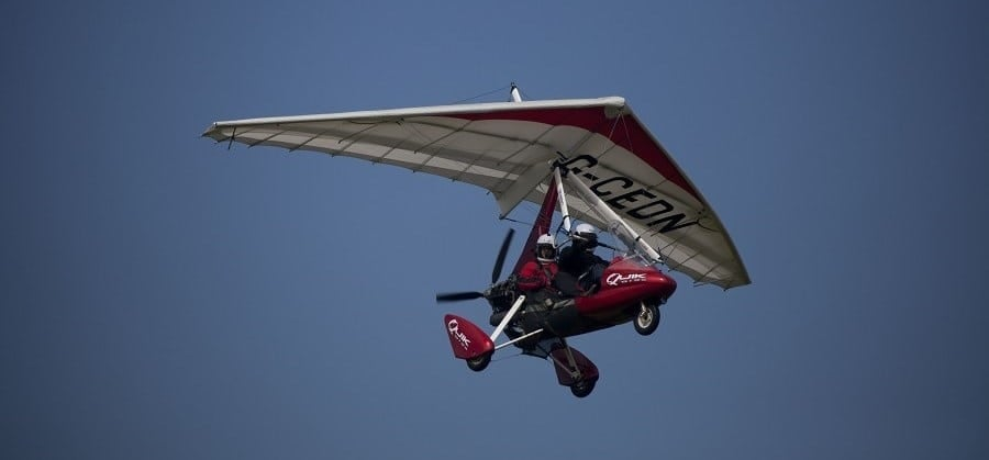One Hour Microlight Experience in South Yorkshire-1