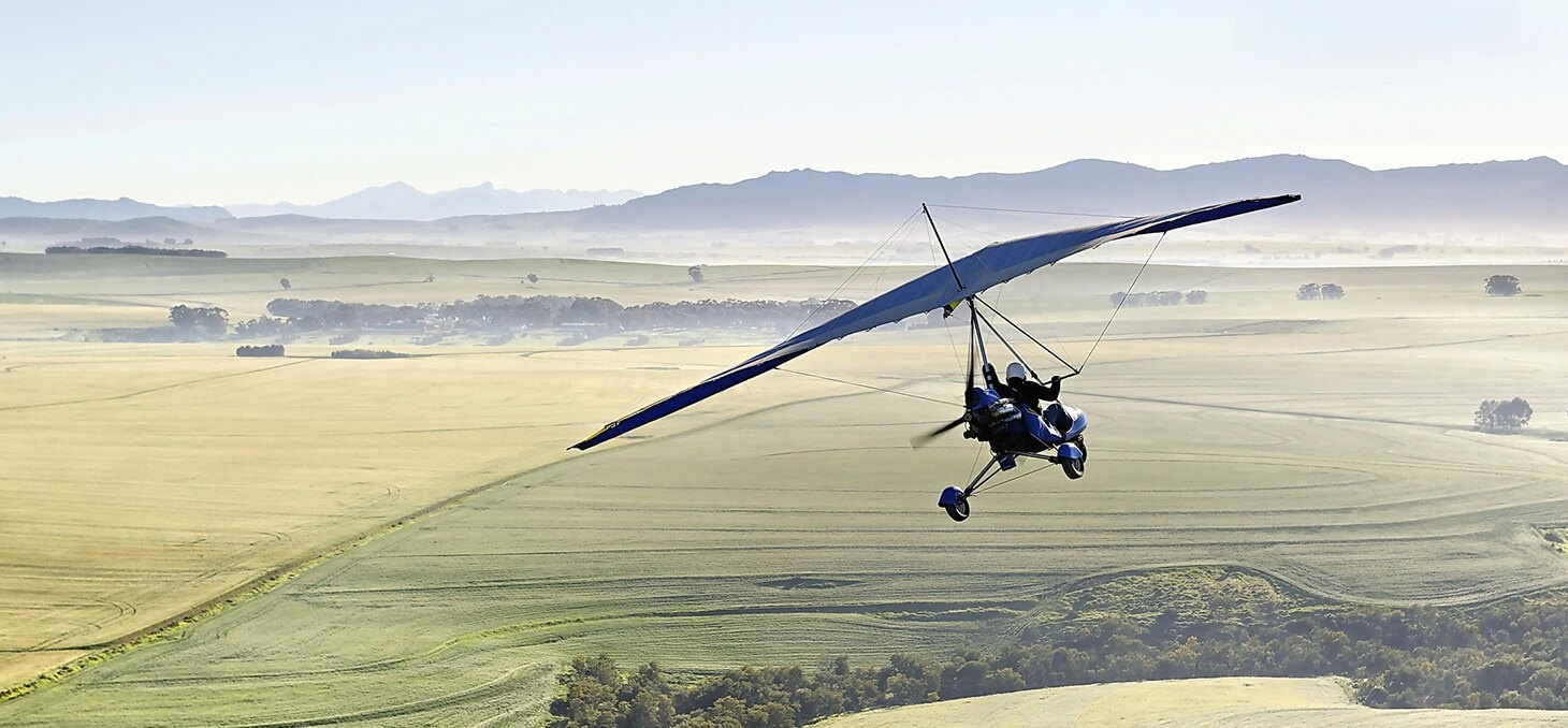 Microlight Flying Experience 1 hour - Lancashire-1