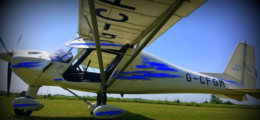 Microlight Flight for Wheelchair Users-3