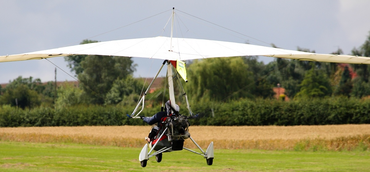 One Hour Microlight Experience in South Yorkshire-2
