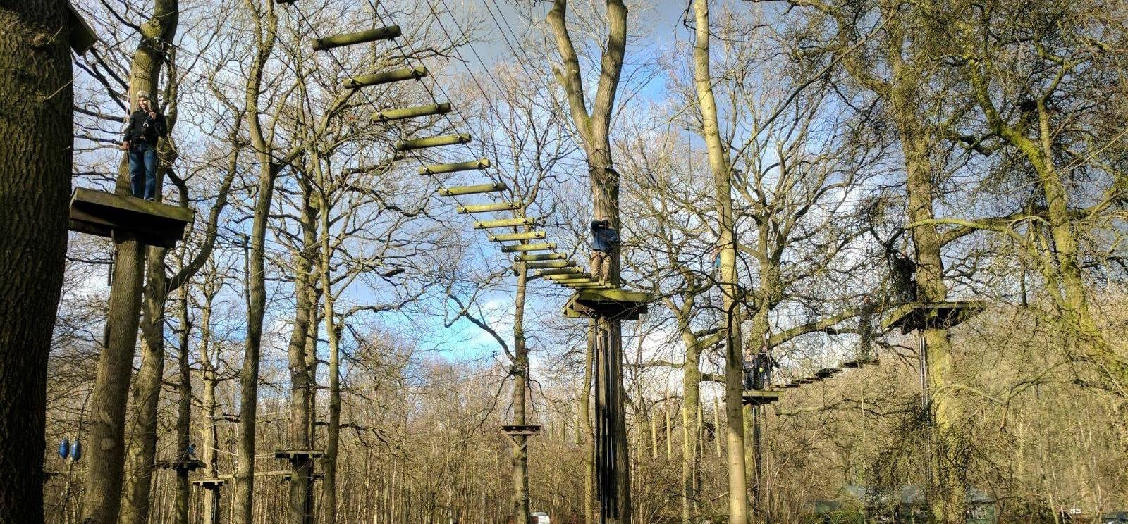 Child High Ropes Course - Nationwide-1