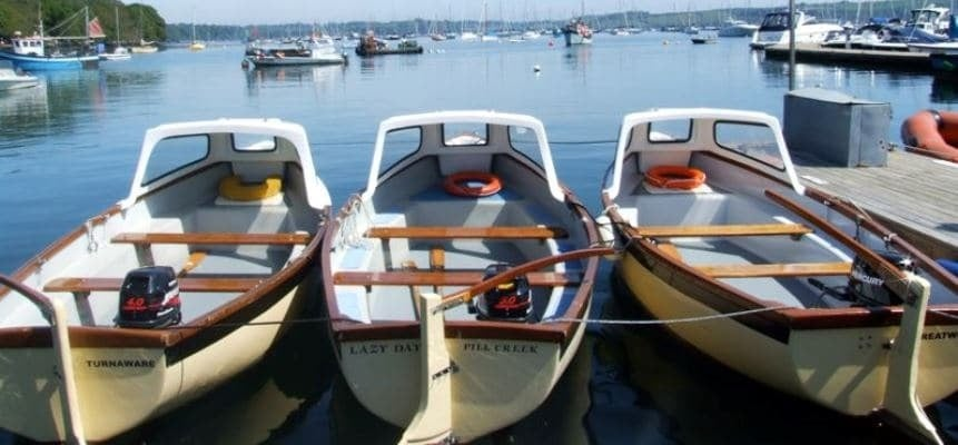 Half Day Motorboat Hire for Six People in Cornwall-1