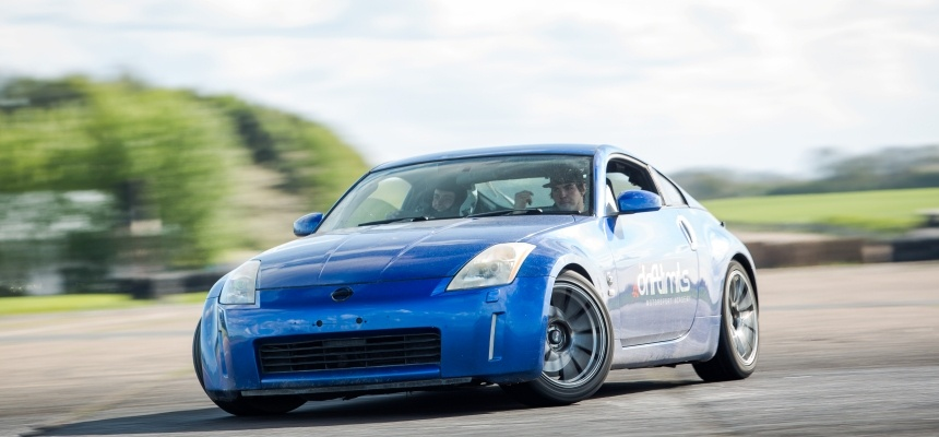 44 Lap Nissan 350z Gold Drifting Experience In Hertfordshire