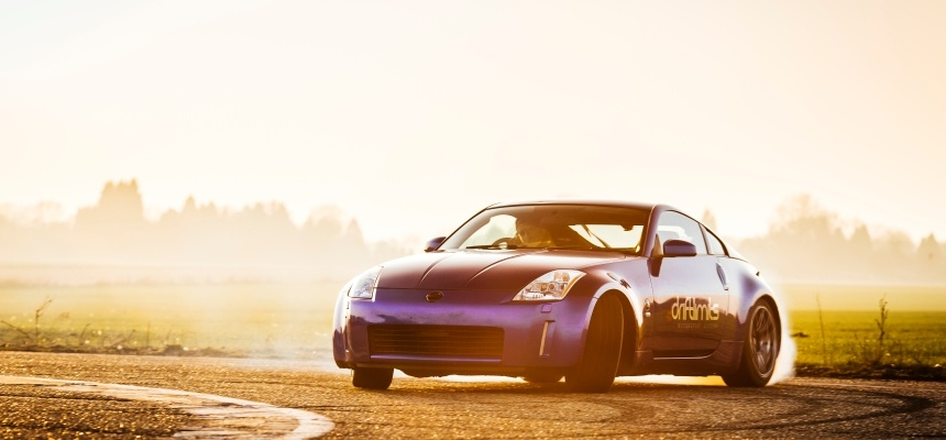 Nissan 350Z Bronze Drifting Experience in Hertfordshire-1