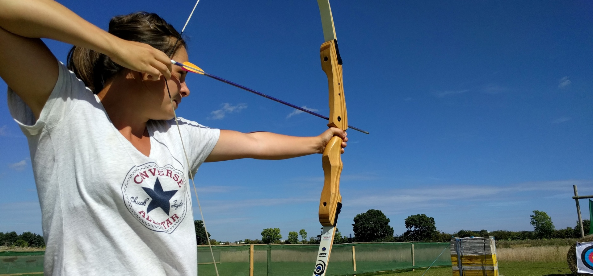 Nottingham Archery Lessons For Two-1