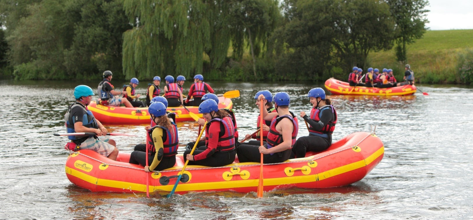 Introduction To White Water Rafting-5