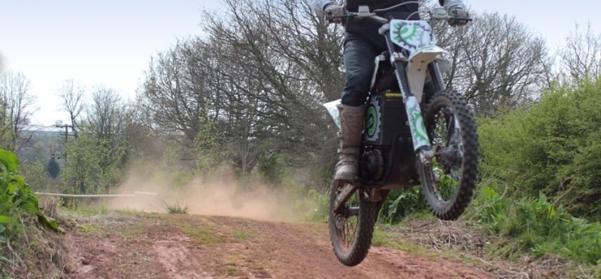Off Road Electric Dirtbike Experience - Cheshire-3