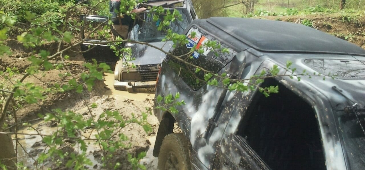 Full Day Off Road Driving - Essex-5