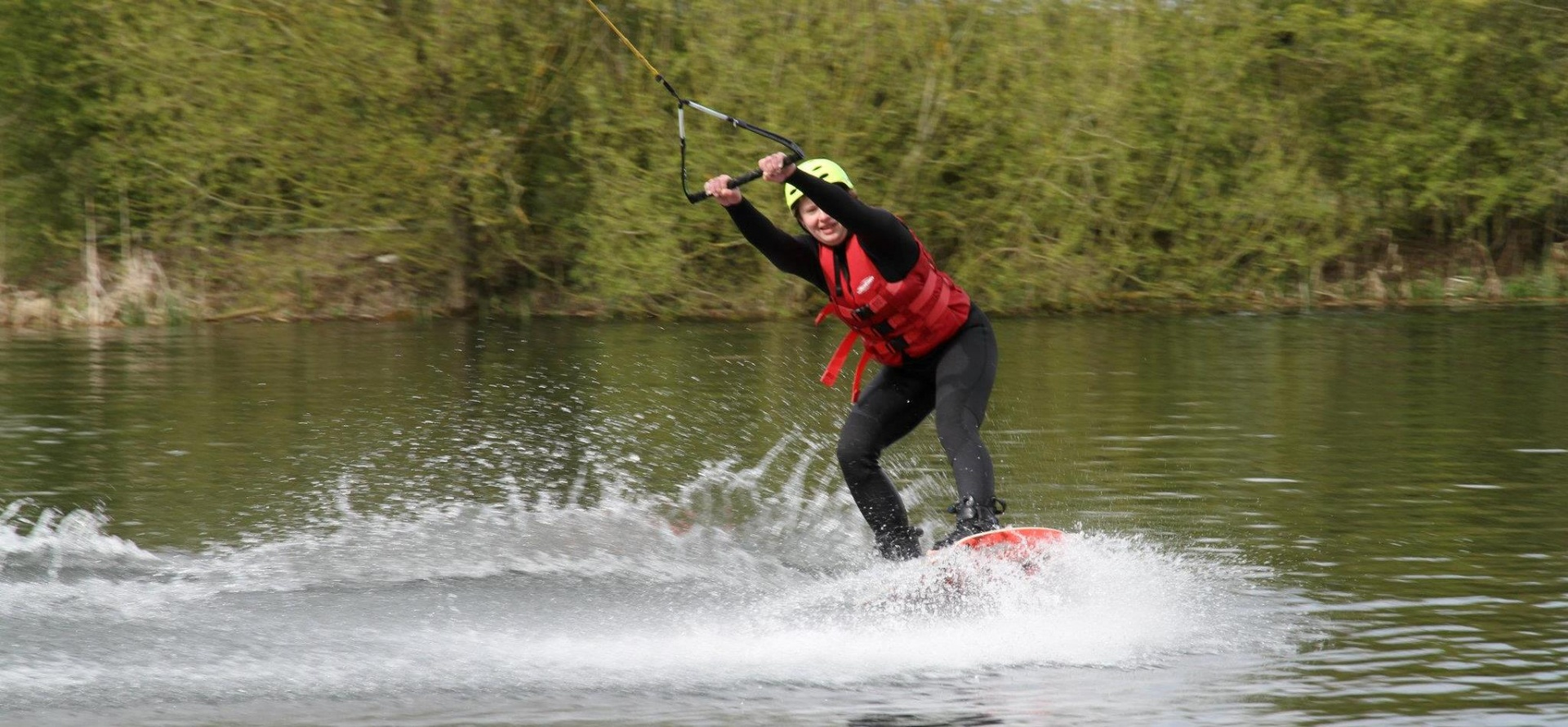 Wakeboarding Lesson Northamptonshire - 1 Hour-2