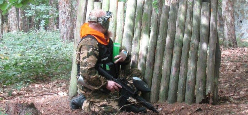 Paintball in Norwich - 300 Balls-1