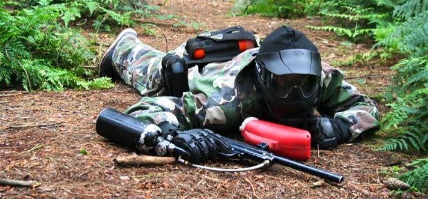 Paintball Skirmish - For Two-5