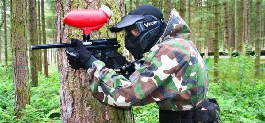 Paintball Skirmish - For Two-2