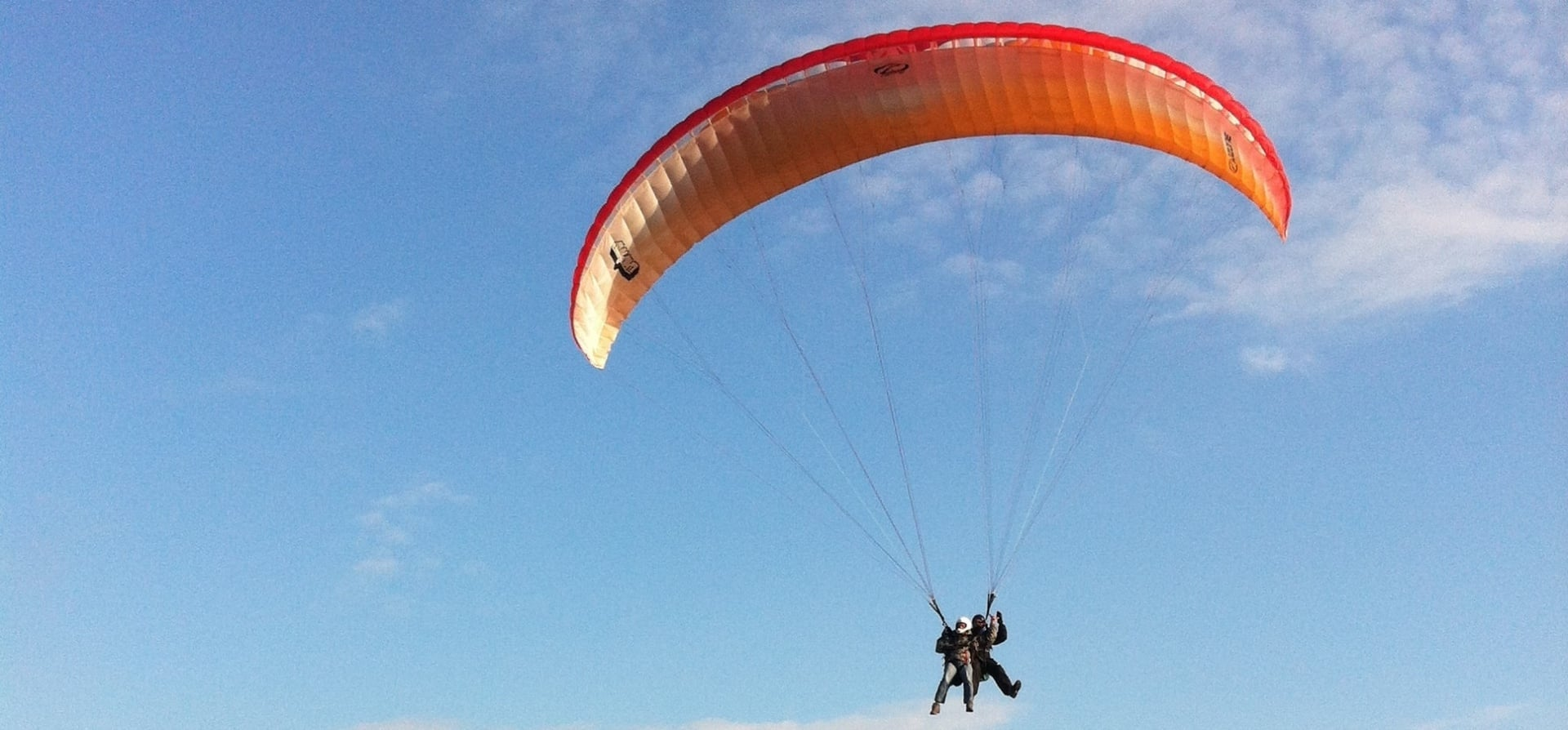 Paragliding Course Derbyshire - 1 Day Intro-1