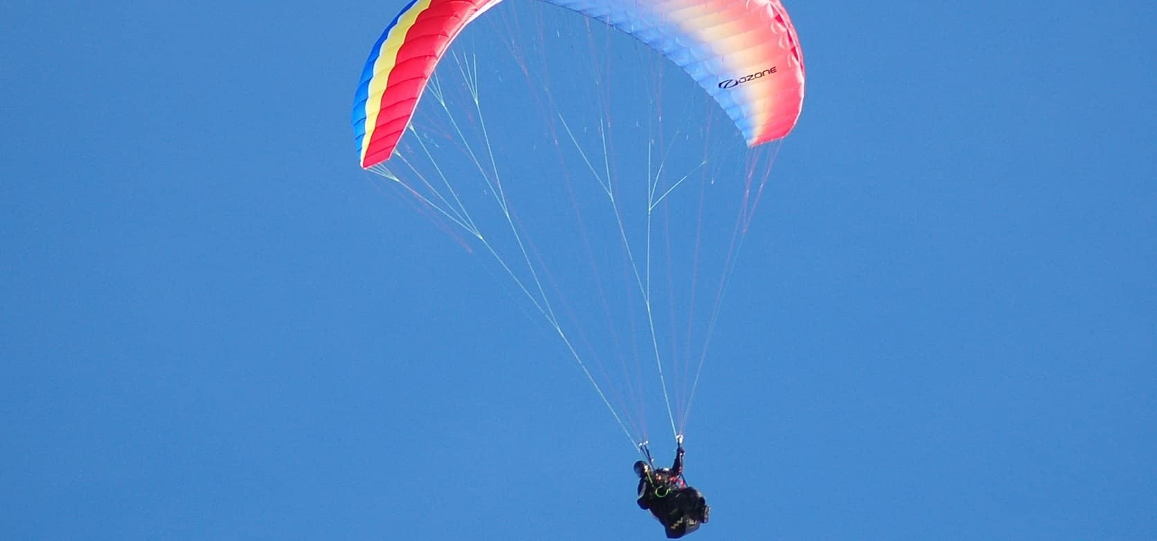 Paragliding Course Derbyshire - 1 Day Intro-4