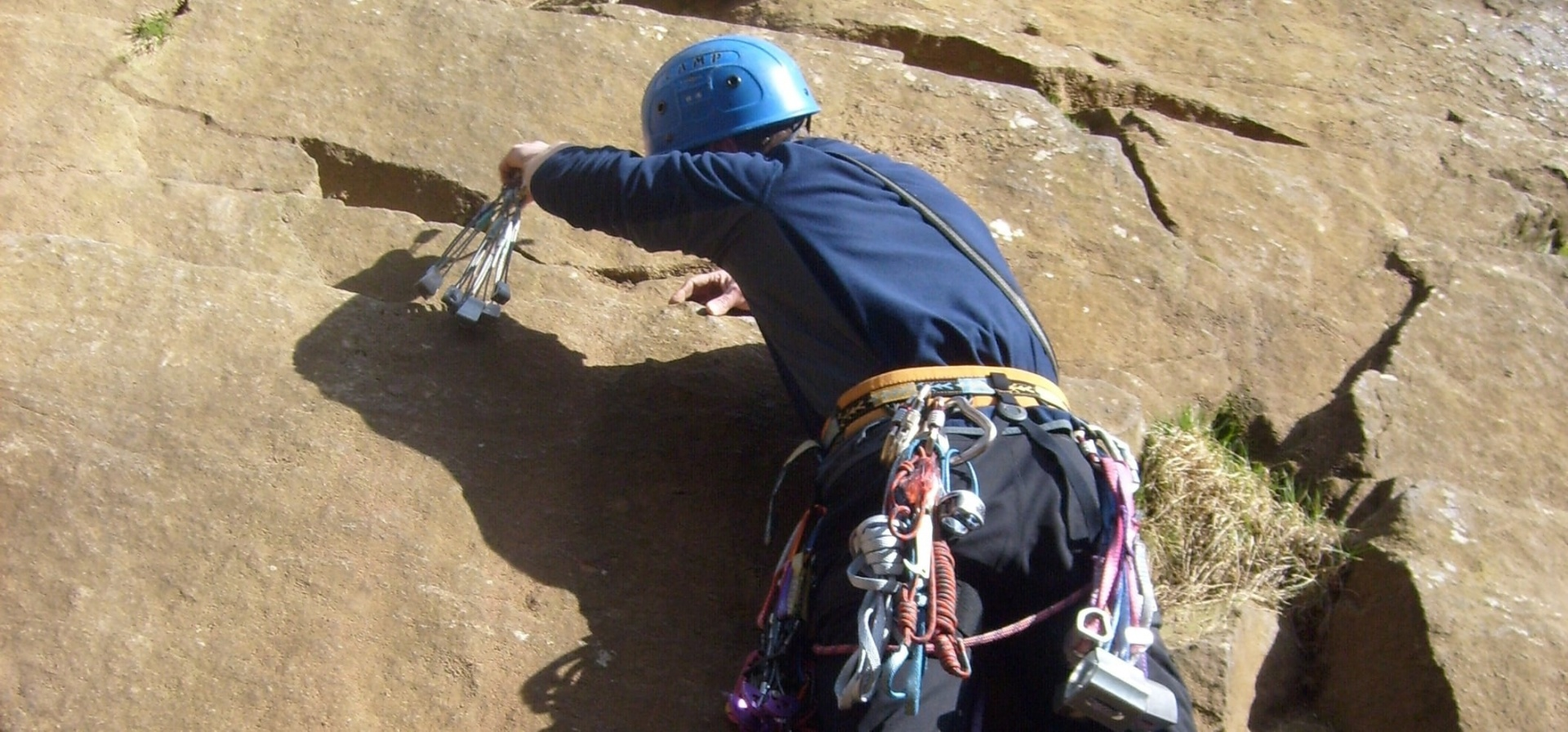 Full Day Peak District Climbing and Abseiling Experience-1