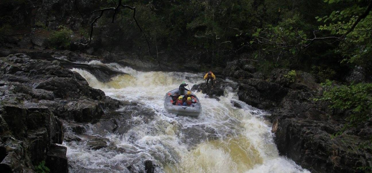 Perthshire White Water Rafting Experience-2
