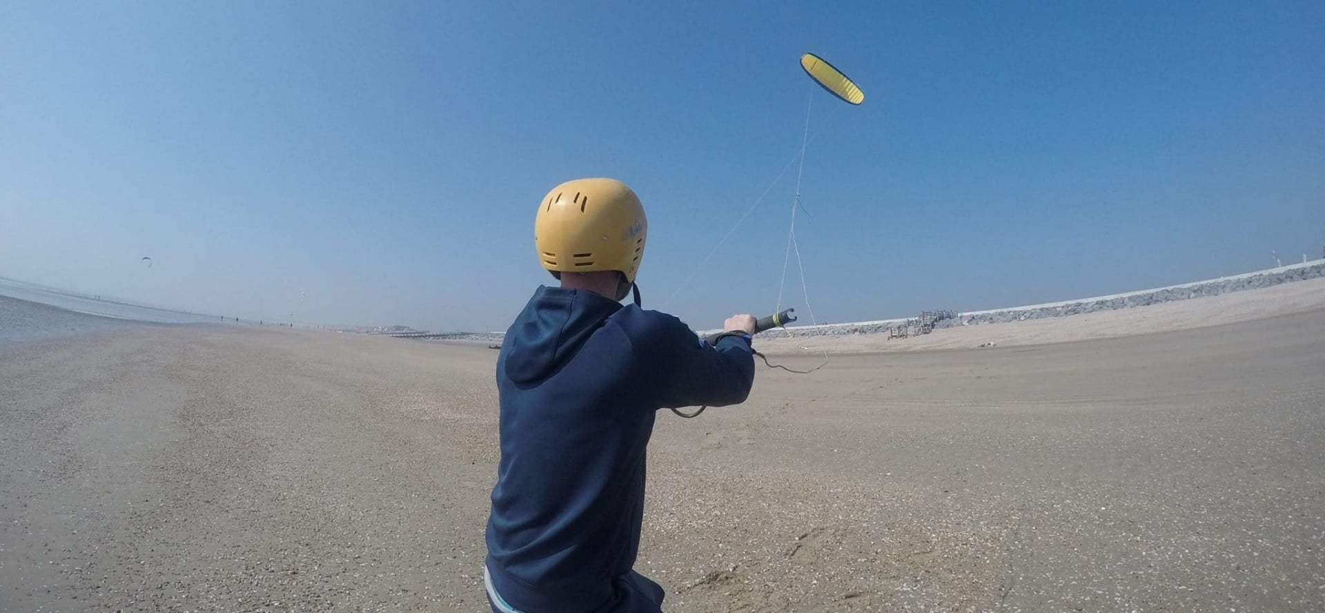Powerkite Lesson for 2 - Kent-1
