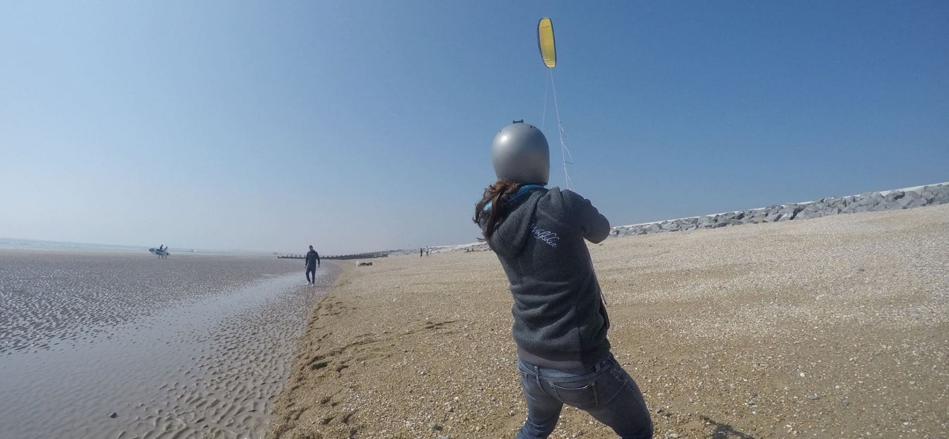 Powerkite Lesson for 2 - Kent-2
