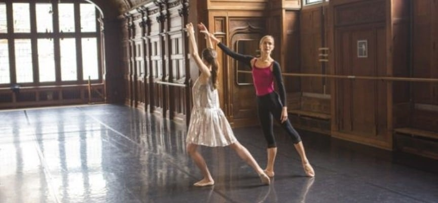 Private One Hour Ballet Class - London-5
