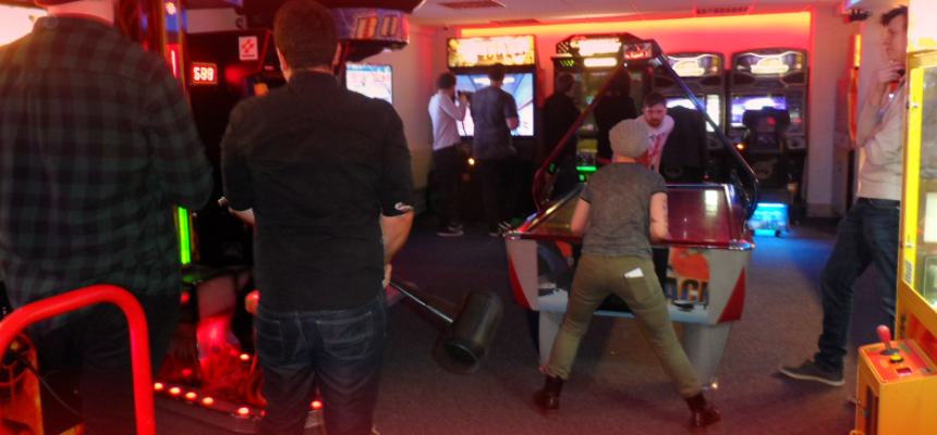 Exclusive Group Arcade Play - Essex-4